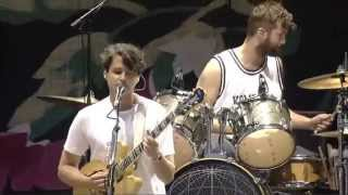 Vampire Weekend @Bonnaroo 2014 (Part 2/3)