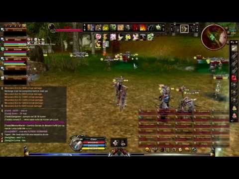Fusion Shaiya - Rank Maximo - Hunter PvP 80