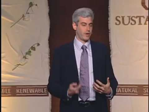 Andrew Winston speaker - Co-author of Green to Gold, Environmental Business Speaker