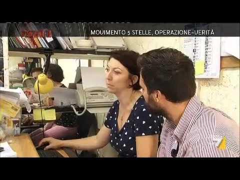 Piazzapulita – MOVIMENTO 5 STELLE, OPERAZIONE VERITA'