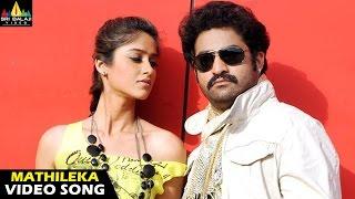 Shakti Songs | Mathileka Pichiga Video Song | Jr NTR, Ileana | Sri Balaji Video