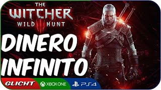 The Witcher 3 Wild Hunt - DINERO INFINITO RAPIDO FACIL - 100.000 POR HORA