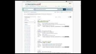 Congress.gov Introduction