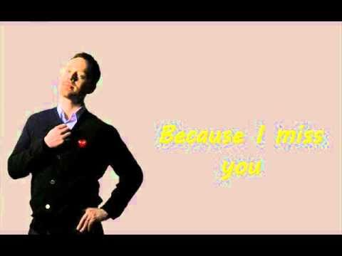 Darren Hayes- I Miss You Lyrics