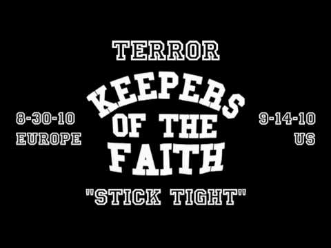 TERROR - Stick Tight (NEW TRACK!) Video