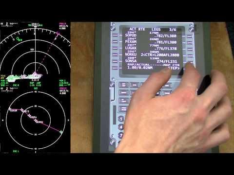 Boeing 737NG FMC Programming Timelapse! [iFly 737 & Virtual CDU]