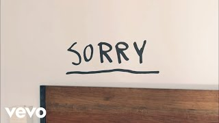 Download Justin Bieber - Sorry (Lyric Video) 3Gp Mp4