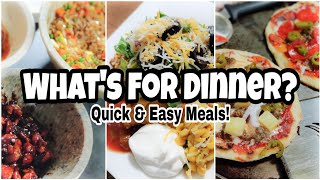 What's For Dinner?   Real Life Meal Ideas   Budget Dinner Ideas