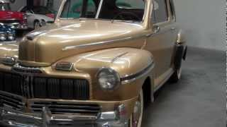 1946 Mercury Eight 2 Door Coupe - FOR SALE - www.OCclassicCars.com.MP4