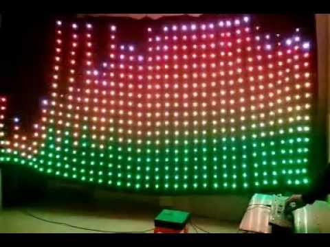 KHX LED Vision Cloth - DMX Version