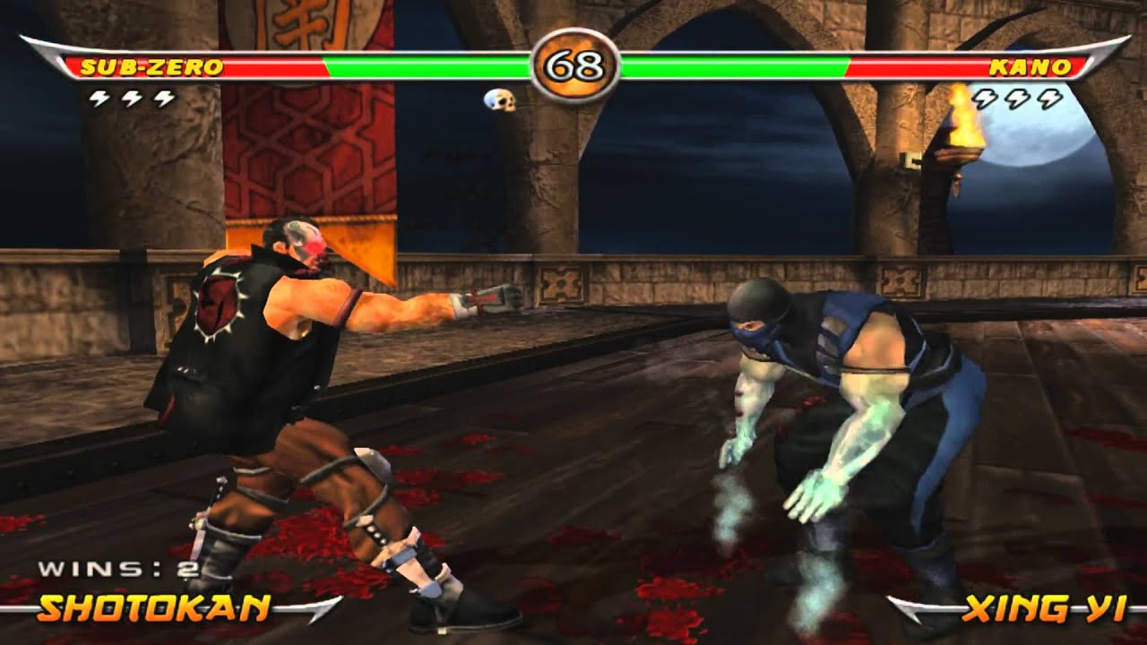 Mortal Kombat 2011 video game  Wikipedia