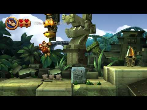 Donkey Kong Country Returns - Dolphin Full Speed