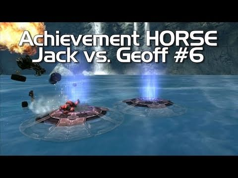 Halo: Reach - Achievement HORSE #6