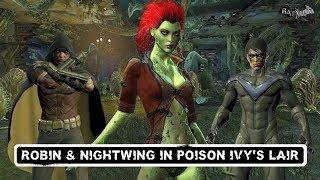 FR MOD; Batman; Arkham City; Robin & Nightwing in Poison Ivy