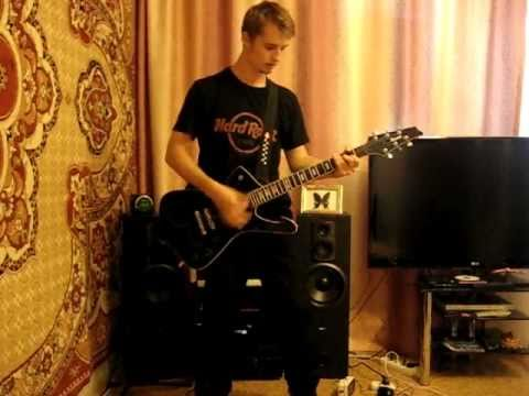 System of a Down - Chop Suey! cover (Ibanez Iceman ic400) Happy Birthday Daron!!!