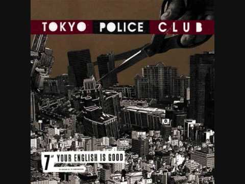 Tokyo Police Club - Swedes In Stockholm
