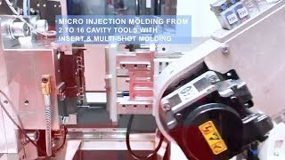 Micro injection molding   Weidmann Medical Technology AG
