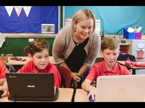 Canberra Public Schools have gone Google