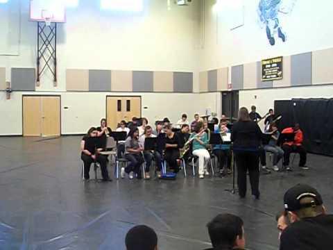 Tombstone High School Band 2012.AVI