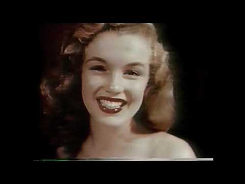 marilyn monroe   rare candid footage behind the scenes