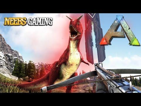 Ark: Survival Evolved - Alpha Carno Revenge