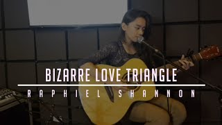 Bizarre Love Triangle | Acoustic Cover (live) | #ownit