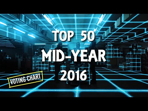 TOP 50 MID-YEAR 2016 | Voting Chart