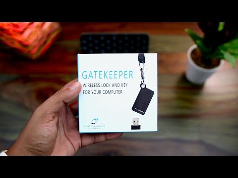 Gatekeeper 2 - The best way to secure your computer!