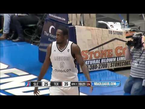 Jameel Warney(자밀 워니) 16-17 NBA D-League Highlights