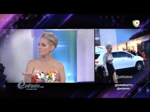Entrevista a Yelitza Lora en Enfasis con Ivan Ruiz