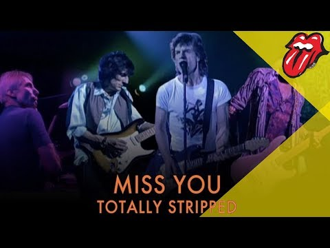 The Rolling Stones - Miss You - Totally Stripped