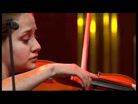 "Kugel - Carnevale di Venezia (da Niccollo Paganini) -Dana Zemtsov, viola-Holland Sinfonia, Otto Tausk, conductor- the winning performance of the ""'Evening of the Young Musician"" (""Avond van..."