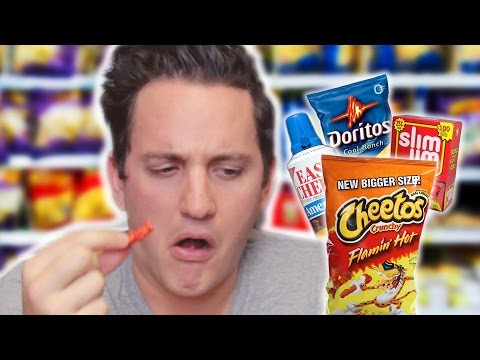 Australians Taste Test American Snacks
