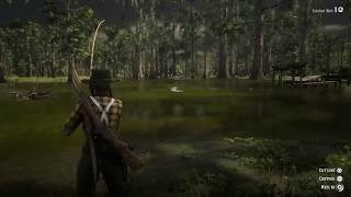 Mr. Cheatcode guide to fishing (How to make $50 plus one trip) Red Dead Redemption 2