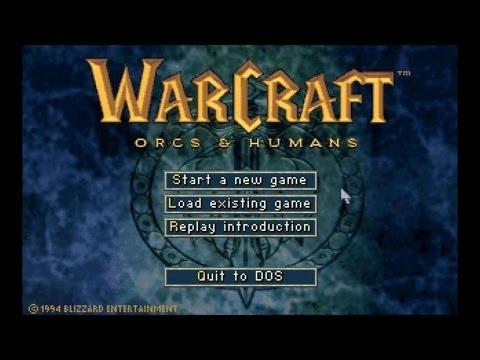 Warcraft 1 - Ностальгия-плей с Нифедычем