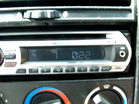 Sony CDX GT210
