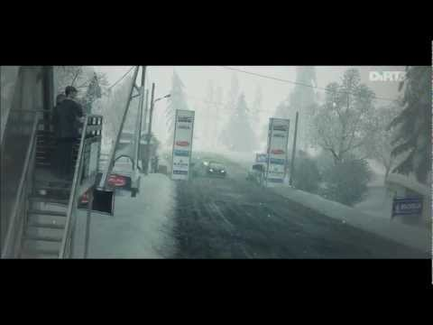 DiRT 3 - Monte Carlo DLC - Ford Fiesta GYM3 Monster Energy HD [1080p]