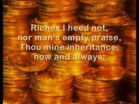 Be Thou My Vision The Mandate Worship Video with lyrics