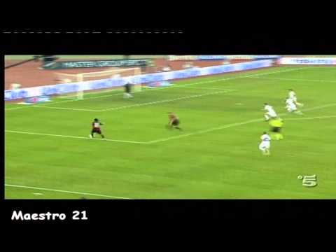 Highlights AC Milan 1-1 Juventus - 13-08-2010 Video