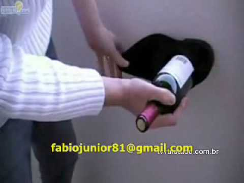Open A Bottle Of Wine With Your Shoe