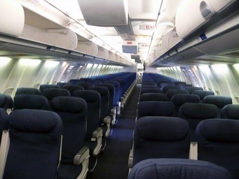 UNITED AIRLINES   SAN DIEGO-WASHINGTON DULLES   ECONOMY   B757