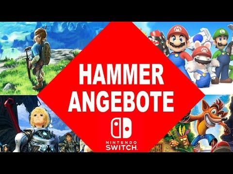 Unfassbarer eShop Sale Nintendo Switch Spiele im Angebot!