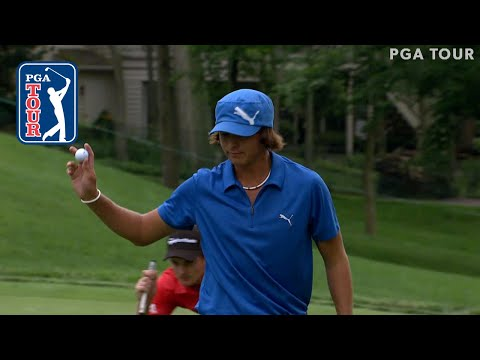 Highlights | 21-year-old Rickie Fowler | 2010 Memorial Tournament