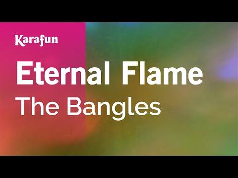 Karaoke Eternal Flame - The Bangles *