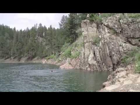 Pactola lake south dakota travel for Pactola lake cabins