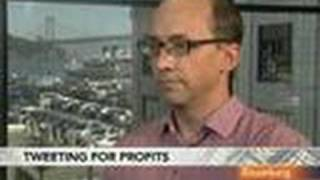 Twitter's Costolo Discusses Strategy, `Promoted Tweets': Video