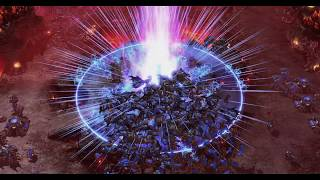 StarCraft 2 - All In, Hard (No Nydus Worms), Aces High Achievement