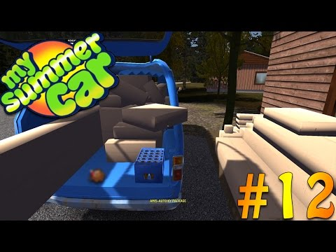 My Summer Car - ALL THE MODS!!! #12
