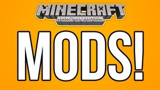 Minecraft (Xbox 360) - MODS! - Coming Soon?! + Custom Maps, Bigger Maps & MORE!