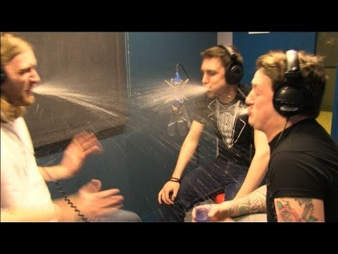 Innuendo Bingo with Deaf Havana.